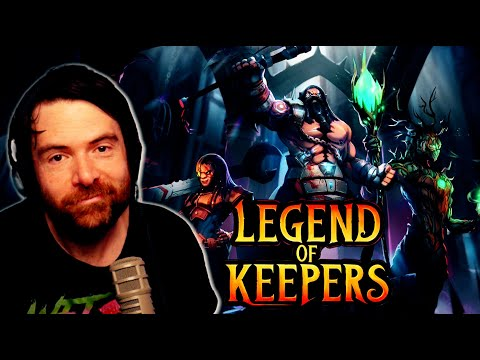 [Découverte] Legend OF Keepers! #Sponso