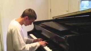 George, age 16, plays Debussy: General Lavine-eccentric, fr Preludes Book II