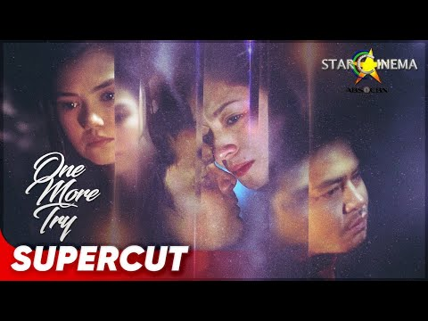 ONE MORE TRY: Supercut | Angelica, Dingdong, Zanjoe, and Angel