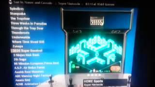 Modded Original Xbox with 750gb Hard Drive