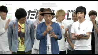 7月7日だんぜん!!LIVE #09 T-MAX・KODAI.