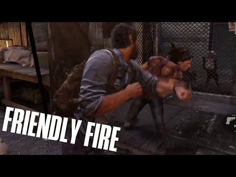 The Last Of Us With Friendly Fire ON