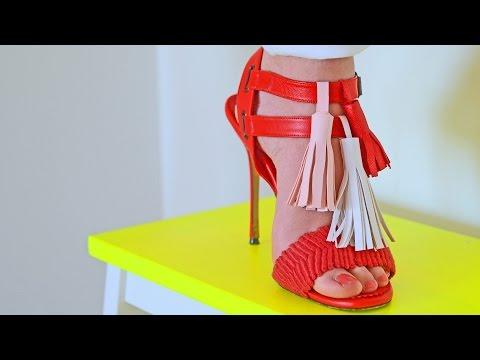 DIY: Shoe Tassels – Belmodo Blogger Delfien Debroux