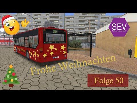 Omsi2 Folge51 | weihnachtlich in Ruhrau.... | Der CaotenTrupp