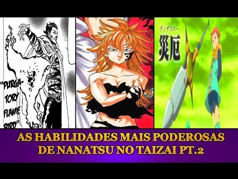 Download Nanatsu No Taizai - As 10 Habilidades mais poderosas | PT.2