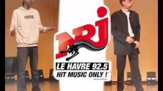 Les Infréquentables sur NRJ Le Havre le 9 mars 2010