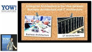 YOW! Singapore 2018 - Gregor Hohpe - Enterprise Architecture = Architecting the Enterprise? #YOWSG