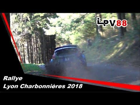 Rallye Lyon Charbonnières 2018 - ★BEST OF★ [HD] - LPV88