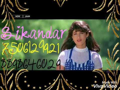 dj Sikandar  mix dialogue song 8898646029