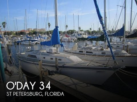 Used 1984 O'day 34 for sale in St Petersburg, Florida