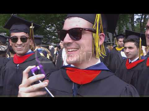 The College of New Jersey 2017 Commencement Ceremony