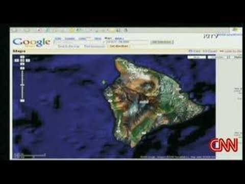 HAWAII strong earthquake