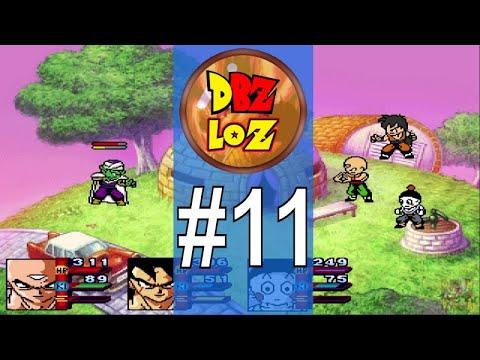 Dragon Ball Z: Legend Of Z RPG - Walkthrough Part 11