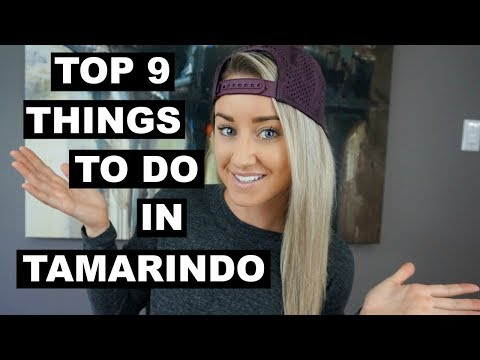 Top 9 Things to do in TAMARINDO COSTA RICA Ep. 05