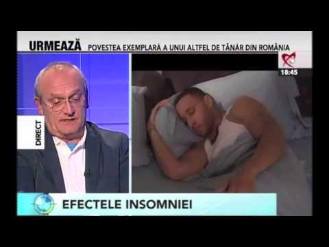 Efectele insomniei