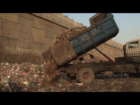 Pakistan's financial capital Karachi turned 'into rubbish bin'