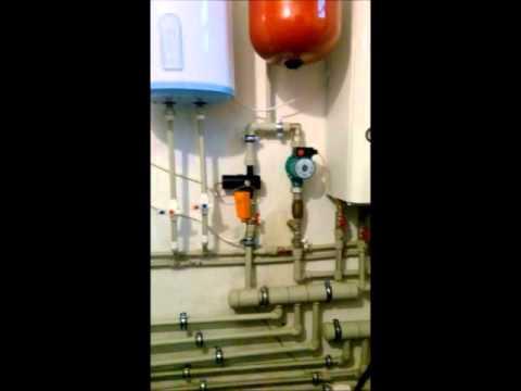 Электрокотел Скорпион Работа на объекте. Отопительные системы ОООГрадиент Отзывы.