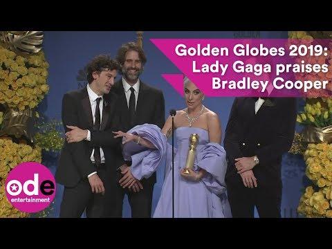 Golden Globes 2019: Lady Gaga praises Bradley Cooper