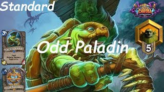 Hearthstone: Odd Paladin #9: Boomsday (Projeto Cabum) - Standard Constructed