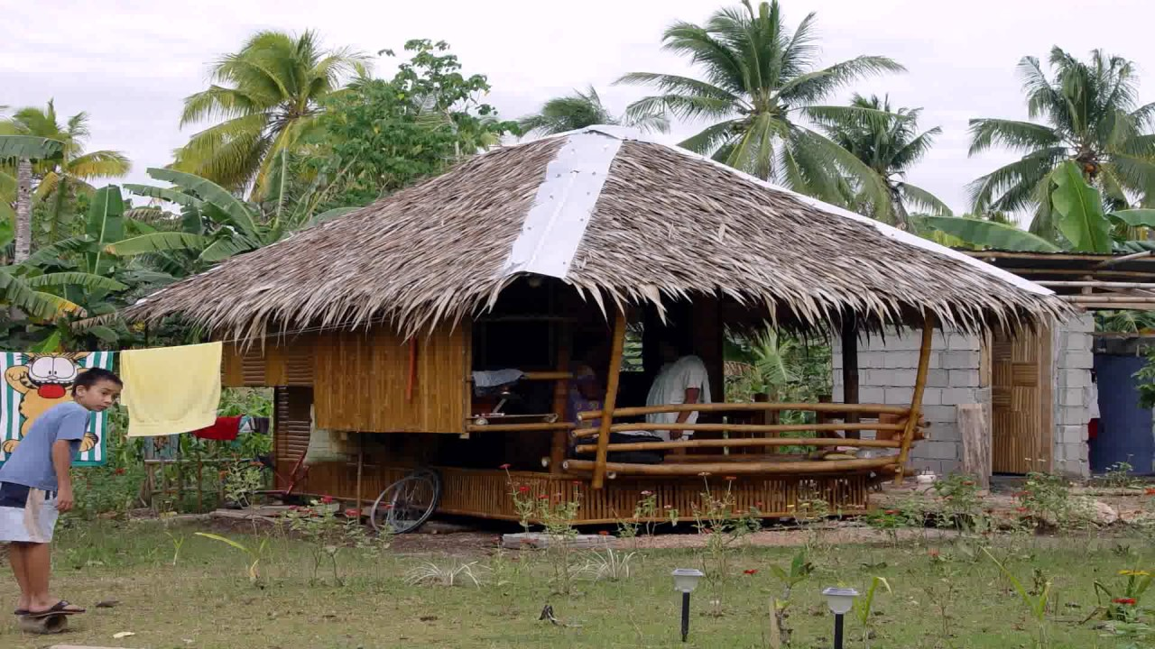 Nipa Hut Design Philippines Youtube