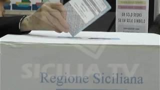 www.siciliatv.org - Affluenza urne in Sicilia, provincia di Agrigento e Favara