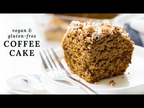 Vegan Coffee Cake Youtube