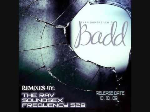 Evan Gamble LewisBadd Frequency 528 Remix