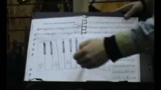 Марьячи.ру: Уроки джаза. 4. Ступени