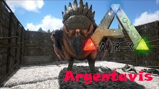 ARK: Survival Evolved Bölüm 20 Argentavis (Kartal) Tame Türkçe