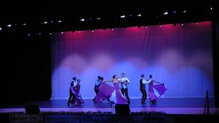 Harmony High Ballroom Dance Team - Runnin' Wild in Charleston - Viennese Waltz