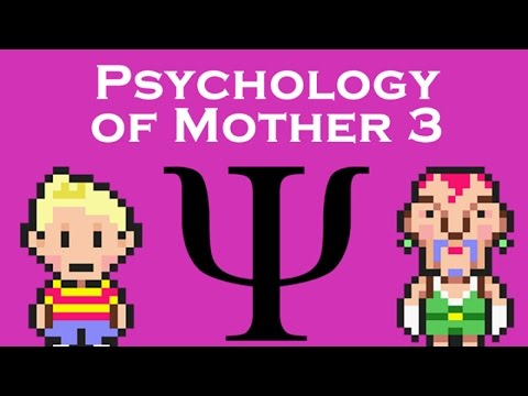 The Psychology of Shigesato Itoi's Mother 3