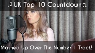 UK Top 10 Mash Up | by Zoe Louise