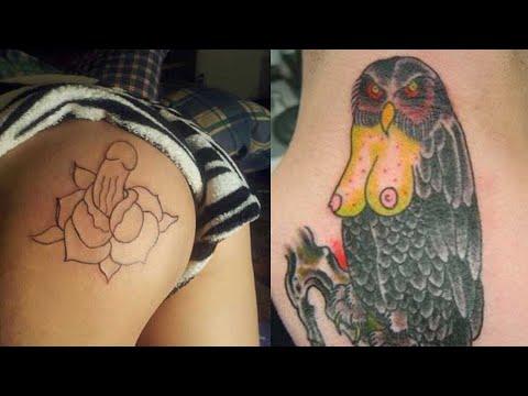 Worlds Worst Tattoos! #37