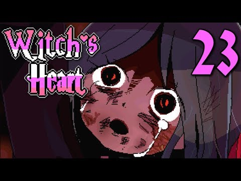 Witch's Heart -  The Ashe Backstory... ( BONUS STAGE ) Manly Let's Play [ 23 ]