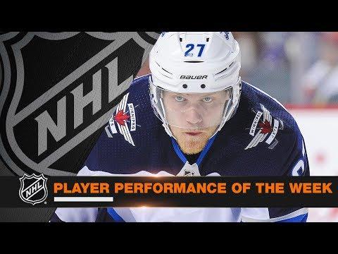 Player Performance of the Week: Nikolaj Ehlers