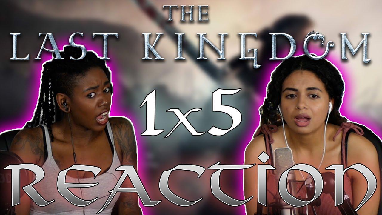 Download The Last Kingdom 1x5 REACTION!!