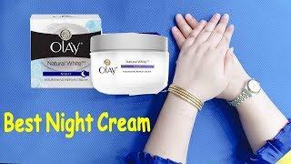 Olay Natural White Night Cream Review In Urdu Hindi