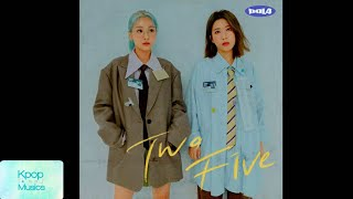 Gambar cover BOL4 (볼빨간 사춘기) - Day Off (낮)('The 5th Mini Album'[Two Five])