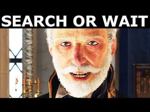 Search The Study Or Wait - Alternative Choices - The Council Episode 2: Hide and Seek