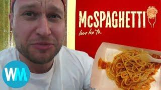 ТОП 10 ПРОВАЛИВШИХСЯ ПРОДУКТОВ McDonalds!
