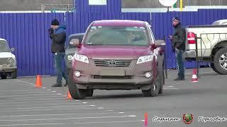"""Открытый турнир по автомногоборью """"Автослалом"""" г. Горловка"""