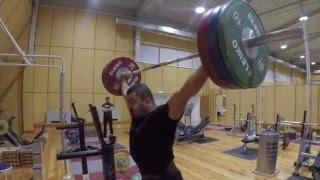 Берестов Дмитрий тренировка