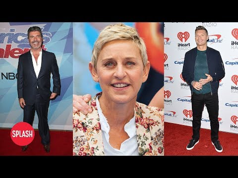 Who is the Highest Paid TV Host of 2017?   Daily Celebrity News   Splash TV