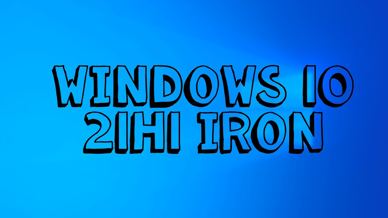 Windows 10 Build 20185 - A Better DNS Configuration & More!