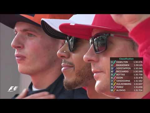 2017 Malaysian Grand Prix: Qualifying Highlights