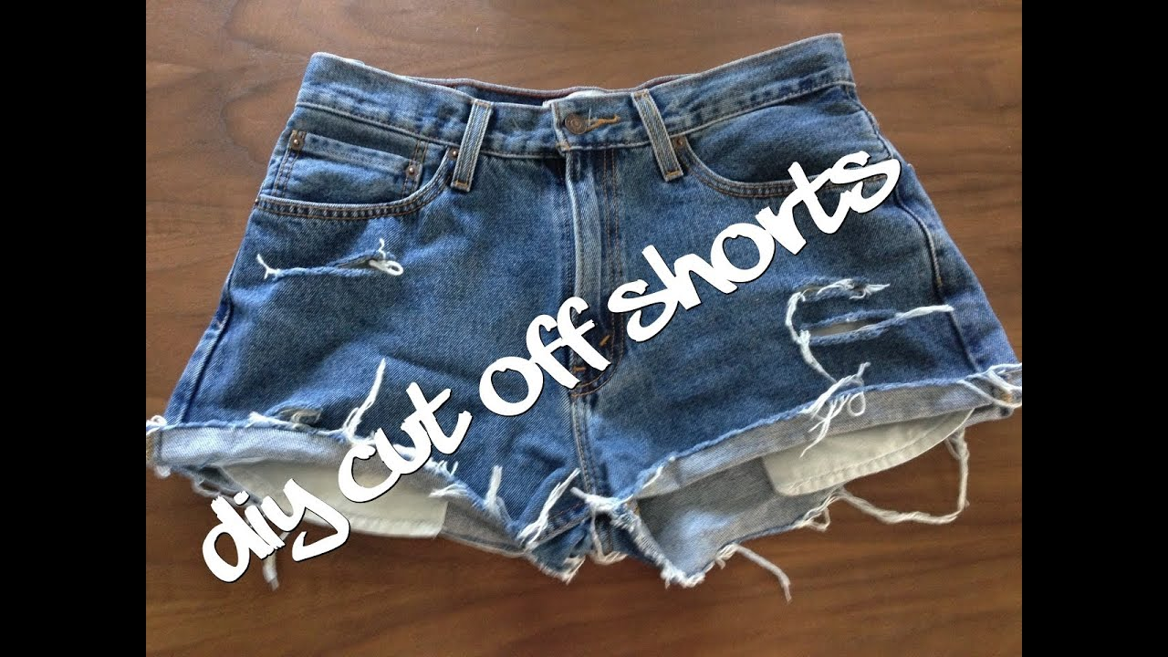 how to make ripped shorts out of jeans bbg clothing
