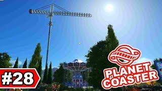Ab auf die Baustelle! - Planet Coaster Let's Play #28