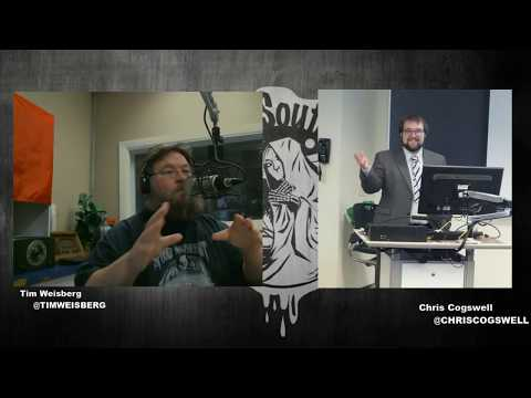 A Scientific Approach to UFO Phenomenon - Chris Cogswell │ SSC: Ep528