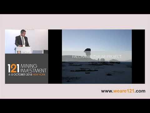Presentation: Plateau Energy Metals - 121 Mining Investment New York October 2018