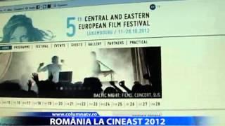 ROMÂNIA LA CINEAST 2012 (Columna TV)